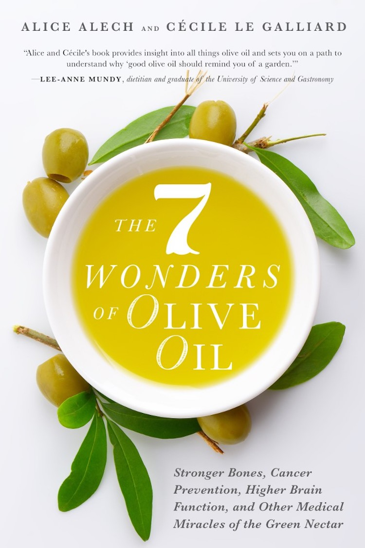 The 7 Wonders Of Olive Oil cover