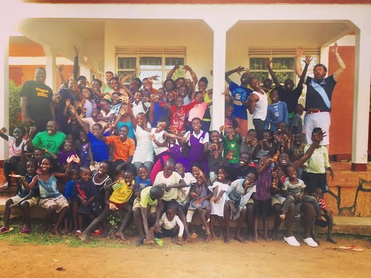 Chances for Children Foundation home