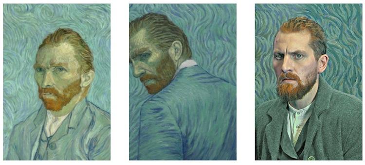 Loving Vincent movie