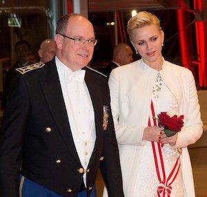 HSH Prince Albert II & Charlene