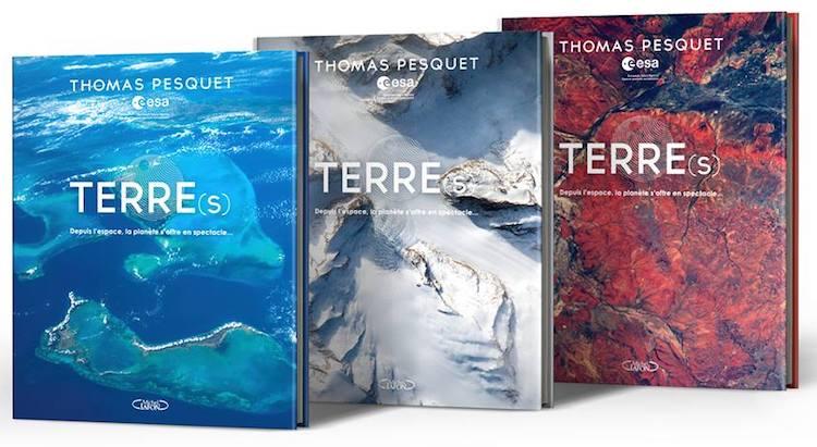 Thomas Pesquet book Terre(s)