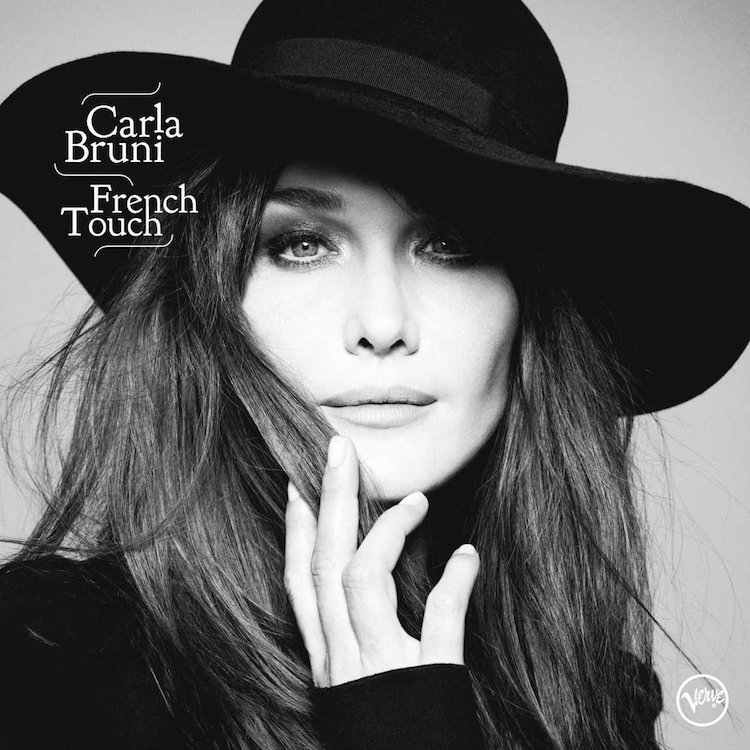 Carla Bruni French Touch album cover