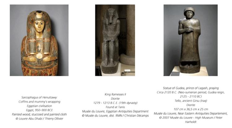 Louvre Abu Dhabi Gallery 2