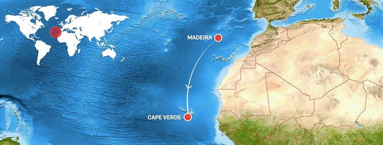 Monaco Explorations map