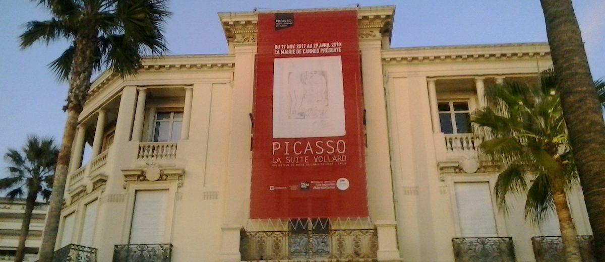 Cannes Malmaison hosts La Suite Vollard Picasso