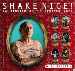 shake nice! festival