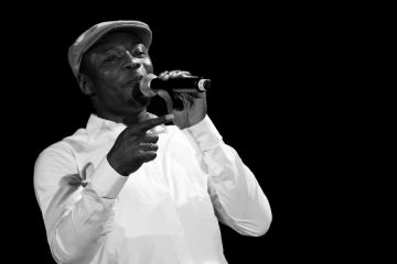 MC Solaar - By Thomas Faivre-Duboz - originally posted to Flickr as MC Solaar / Invité du RH Factor, CC BY-SA 2.0