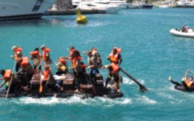 Antibes Raft Race 2012