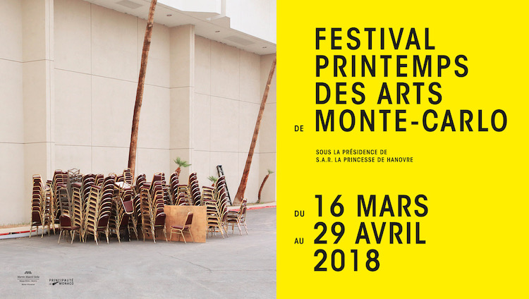 Printemps des Arts de Monte-Carlo 2018