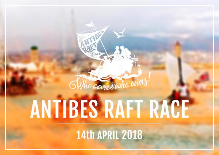 Antibes Raft Race 2018