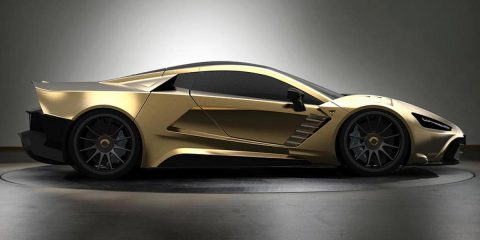 TS 600 Apex gold Top Marques Monaco