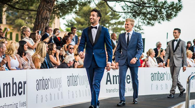 Amber Lounge Monaco Fashion F1 Drivers