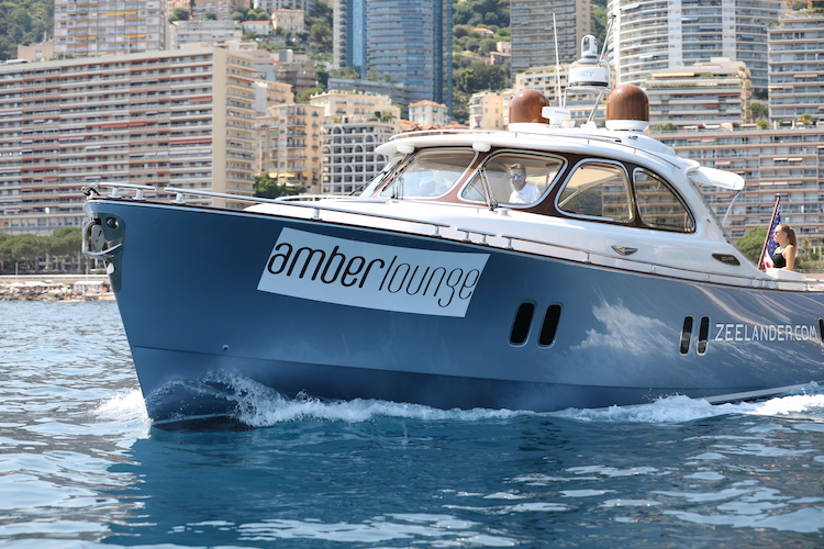 Amber Lounge Monaco Luxury yacht