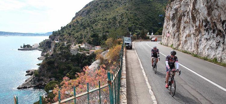 COCC Monaco Charity Ride - Ed Wright Images