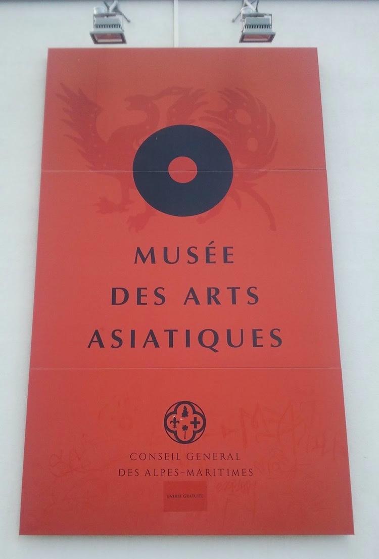 Lao Shu @ Musée des Arts Asiatiques in Nice