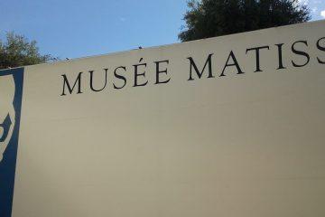 Musée Matisse in Nice