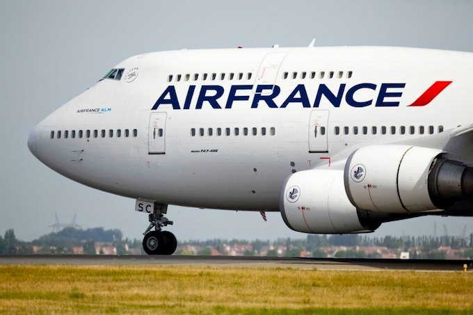 Air France S New Wifi Service Takes Off Riviera Buzz
