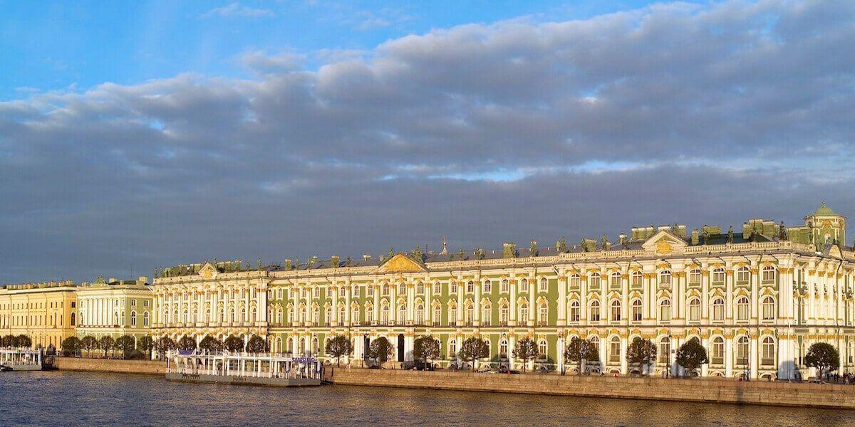 State Hermitage Museum St. Petersburg