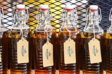 Blue Coast Brewing Company bottles photo © EdWImages